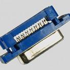 Flachband-Steckverbinder